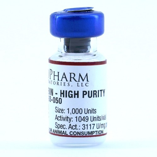 High Purity Human Thrombin (> 3000 U/mg Protein)